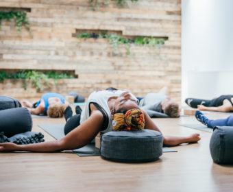Entspannungs-Workouts Yin-Yoga-OneFit