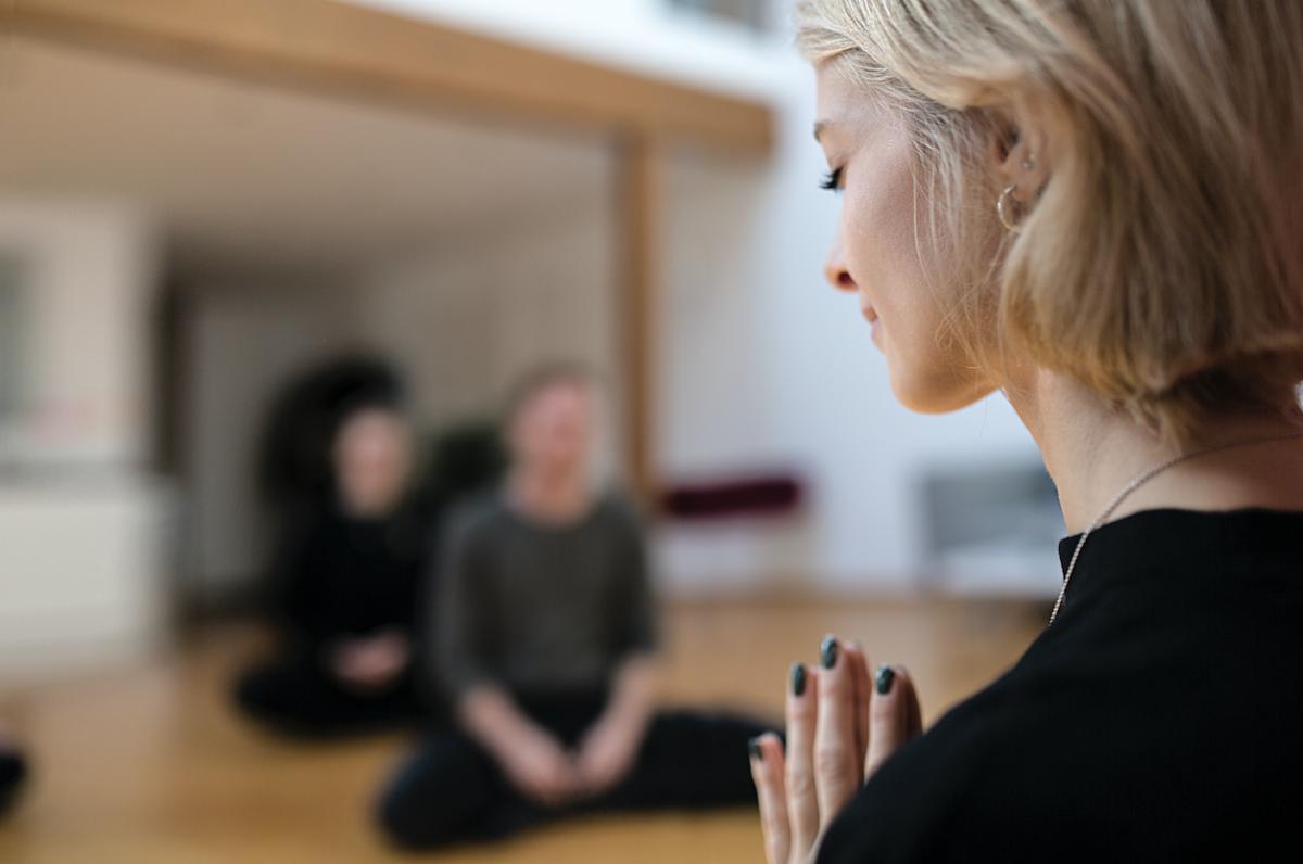 Yoga Point - adem je vrij