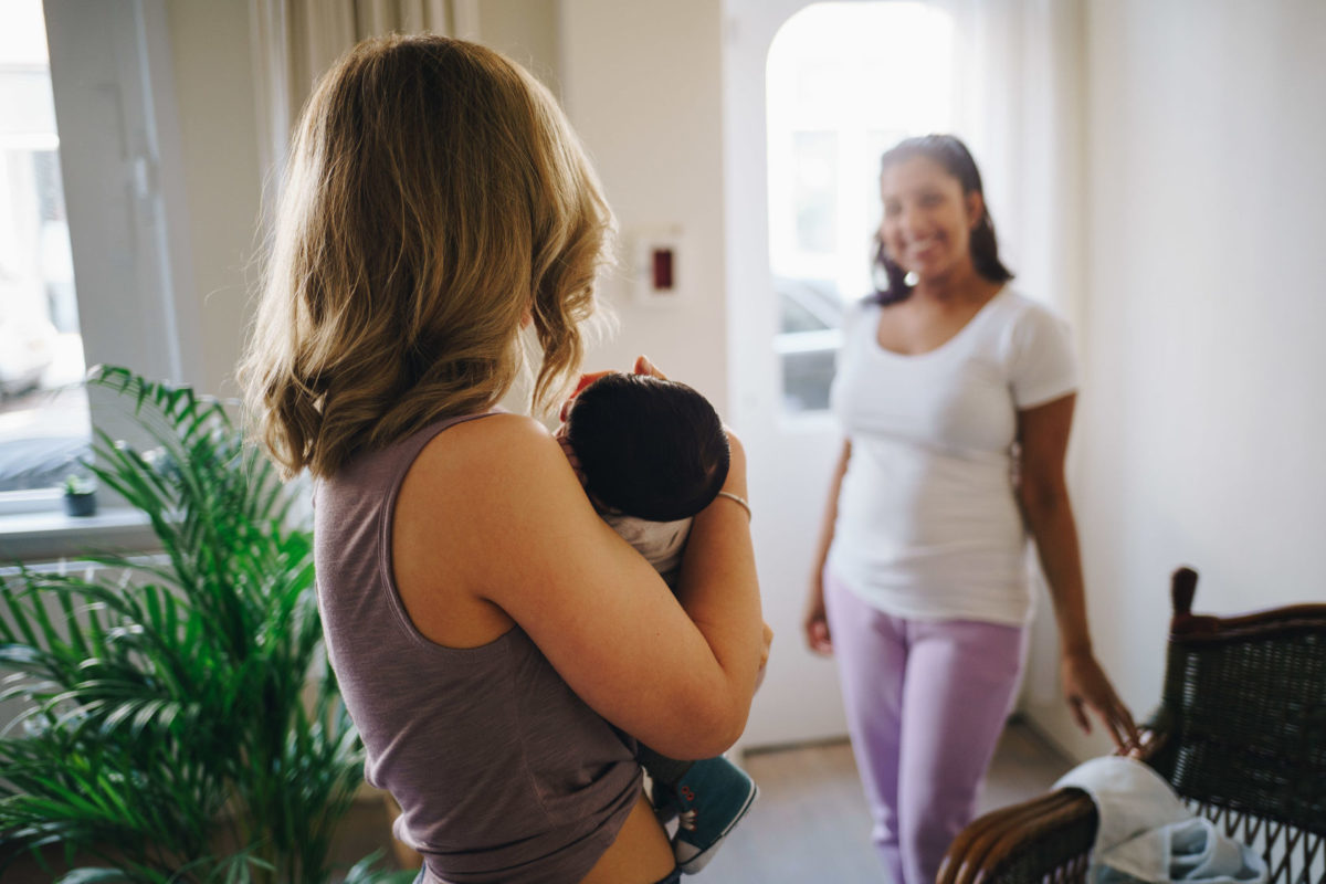 pre- en postnatale workouts