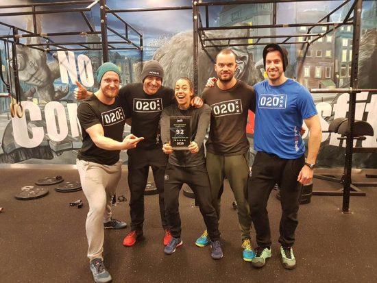 Reebok CrossFit 020 OneFit