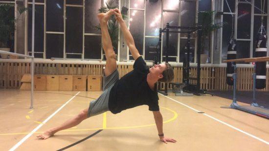 Chris Hettinga mobiliteit