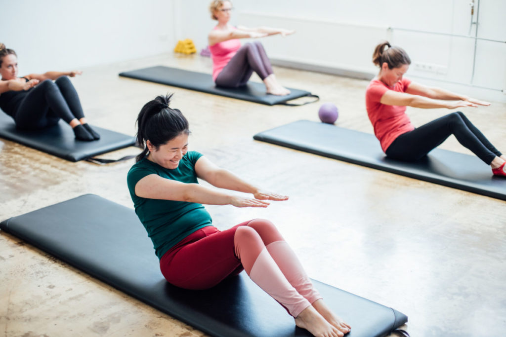 The Pilates Place Rotterdam -OneFit