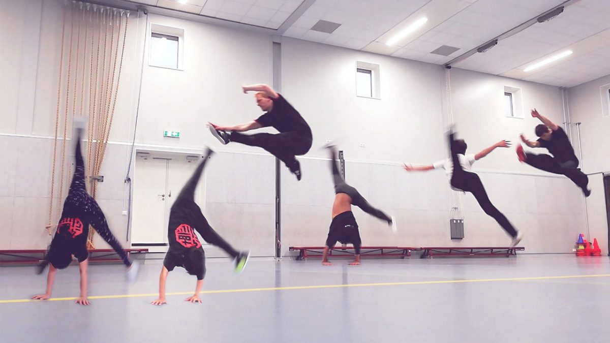 Kung Fu - Yunde Wushu