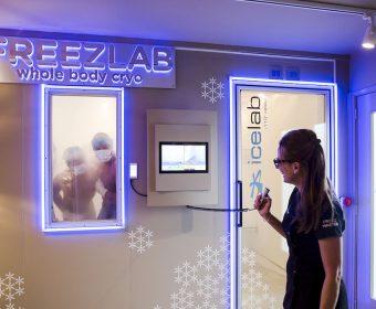 Cryotherapie - Freezlab