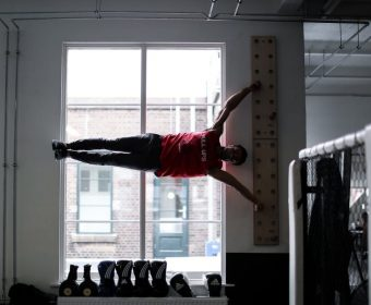 Calisthenics United - basic handstand techniques