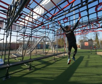 De Bunk'r - obstacle training all level outdoor