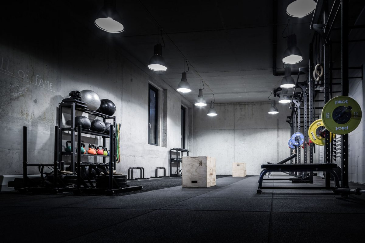 Studio Forty Five - personal fitness