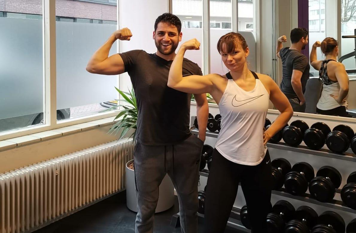 Meet our members: Ruben & Elise
