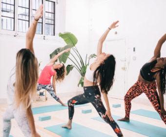 Alles over het beoefenen van yoga