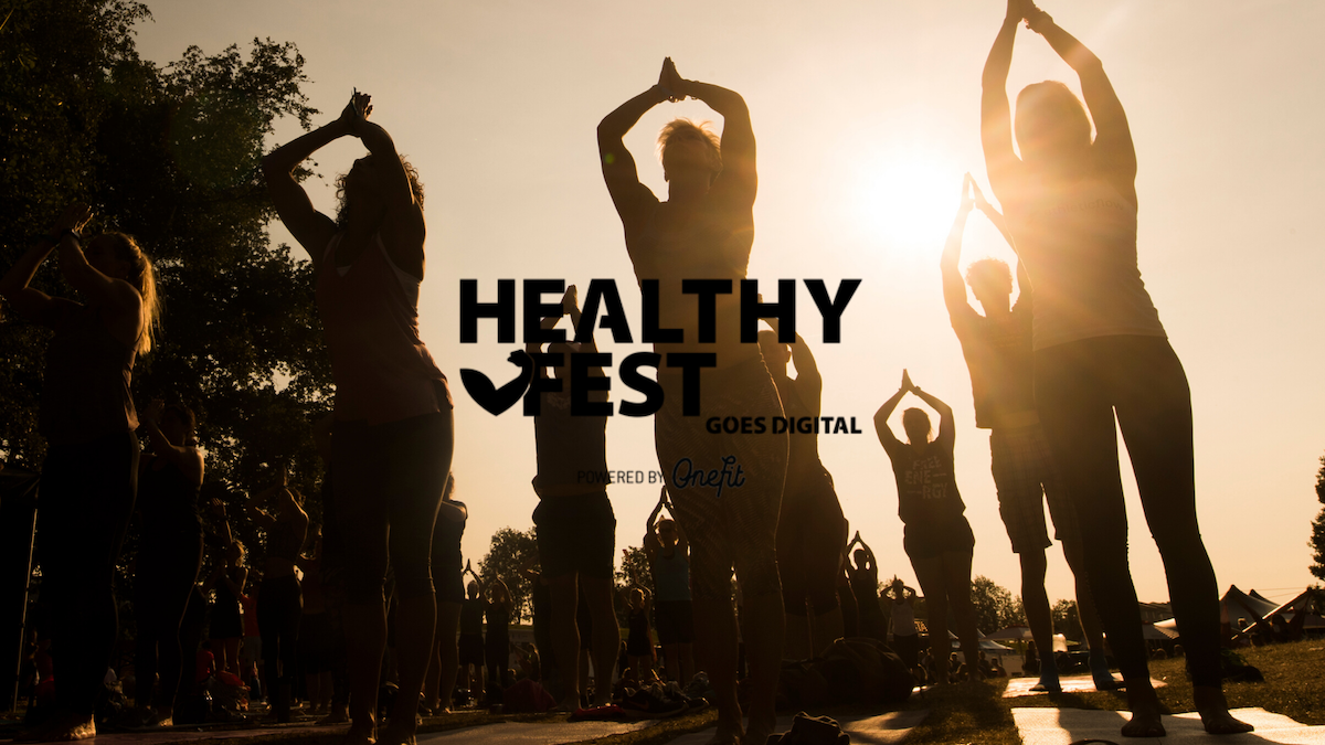 Healthy Fest goes digital